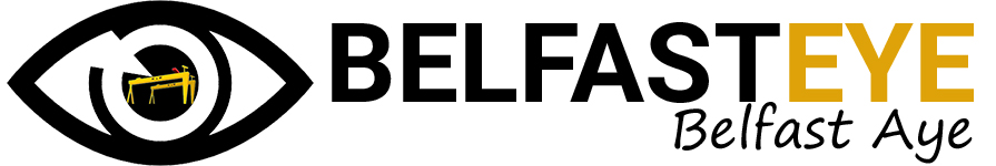Belfast eye logo